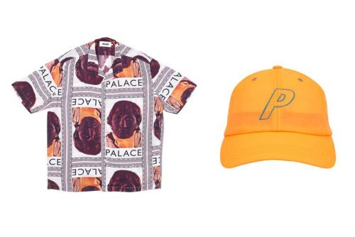 Palace Drops Plentiful Trifergs in Summery Hues This Week