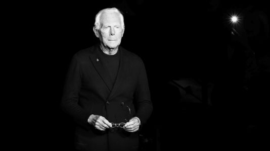 Giorgio Armani Cancels Fall 2020 Runway Show After Coronavirus Outbreak in Italy