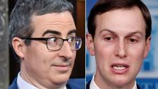 John Oliver Shreds 'Alt-Right Pinocchio' Jared Kushner Over Coronavirus Failure