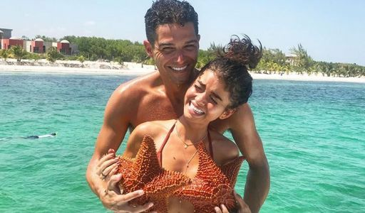 'BIP' Bartender Wells Adams Sends Love And Support To GF Sarah Hyland After Kidney Transplant Bombshell