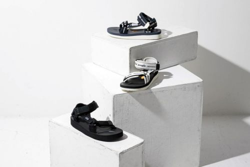 Beautiful people Lives up to Its Name With Sleek Suicoke Collaboration