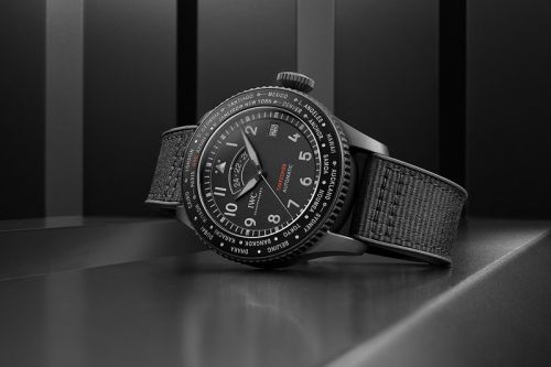 IWC Adds Two New Ceratanium Watches To Its TOP GUN collection