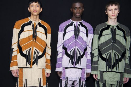 British Fashion Council to support students with fabric donations