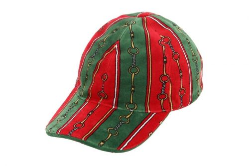 Gucci Turns Back Time With the Chenille Baseball Hat