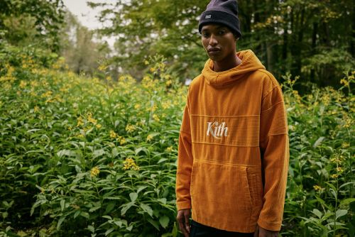 KITH Revamps Key Pieces in Fall 2018 Lookbook