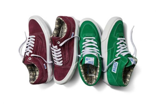 Vans Partners with Ray Barbee for Latest Footwear Release