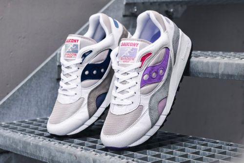 The Saucony Shadow 6000 Makes a Comeback With Original Colorways