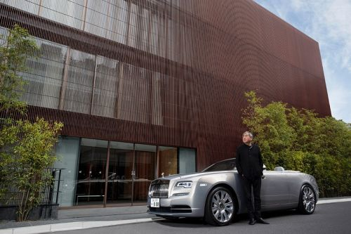 Bespoke Rolls-Royce Dawn Commissioned for Tokyo Penthouse Owner