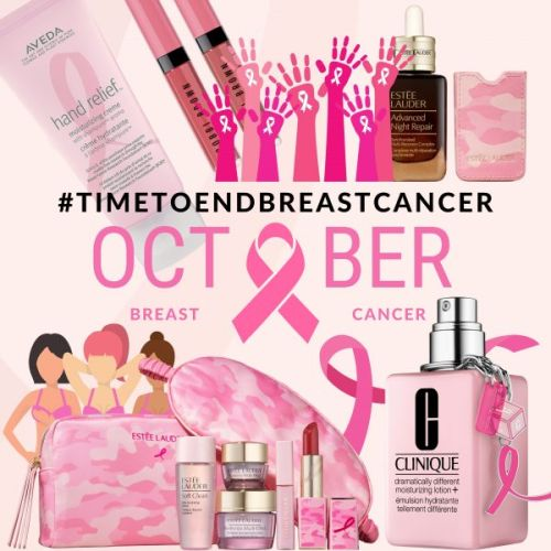 Time To End Breast Cancer