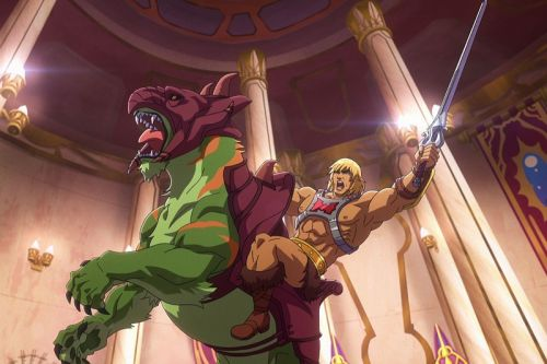 Netflix Teases First Look at 'Masters of the Universe: Revelation'