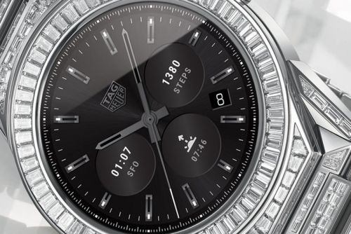 TAG Heuer Reveals World's Most Expensive Smartwatch