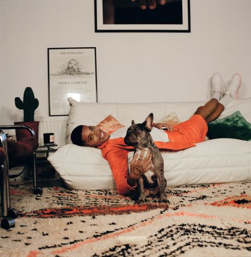 My Happy Place: Kai-Isaiah Jamal Is Next in 10's New Creative Generation