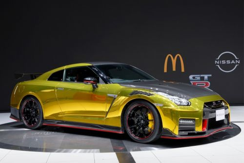 The 2022 Nissan GT-R NISMO Is Coming to McDonald's Happy Meals