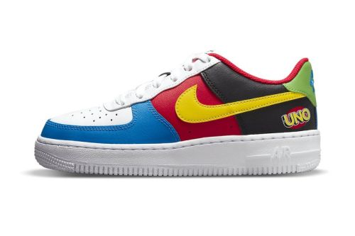 UNO Links up With Nike to Debut a Special Edition Air Force 1 Low