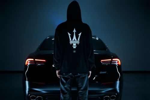"""""""fragment Meets Maserati"""" Once More for a Limited Capsule Collection"""