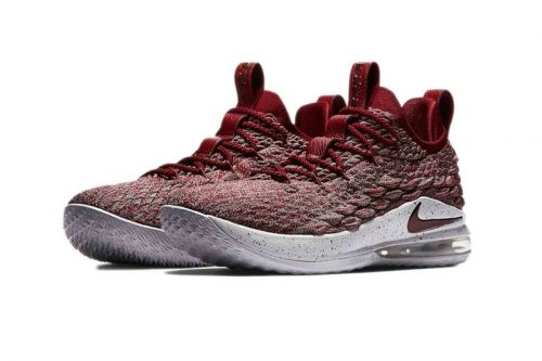 "Nike LeBron 15 Low ""Team Red"" Gets Release Date"