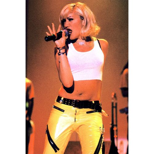 These are Gwen Stefani's 10 Most Iconic Fashion Looks in Celebration of her Much-Deserved People's Choice Award