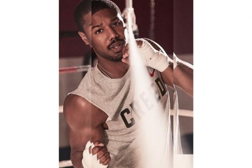 Michael B. Jordan Confirms a 'Creed II' x Nike Collab Is Coming