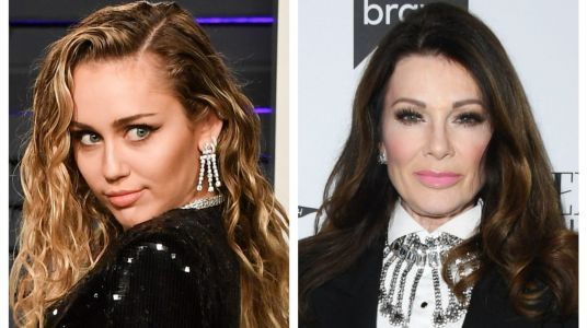 Pump Party! Miley Cyrus Bonded With Lisa Vanderpump and the 'Pump Rules' Cast at TomTom