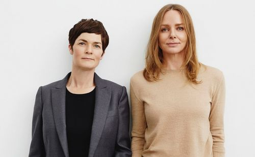 Stella McCartney's partnership with The RealReal continues into 2019