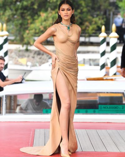 All the best red carpet looks from the Venice Film Festival 2021
