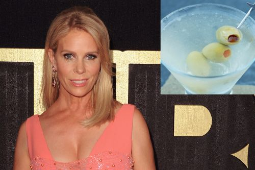 'Curb' star Cheryl Hines would like you to buy her a dirty martini, please