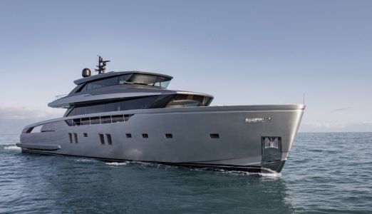 Sanlorenzo SX112: 'Crossover Queen' coming to HK