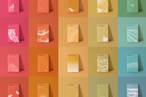 Tom Etherington Designs the Beauty of Nature in Penguin's New Green Ideas Series