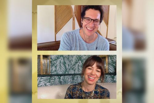 Dan Levy, Natasha Leggero indulge their 'Houses Hunters' obsession