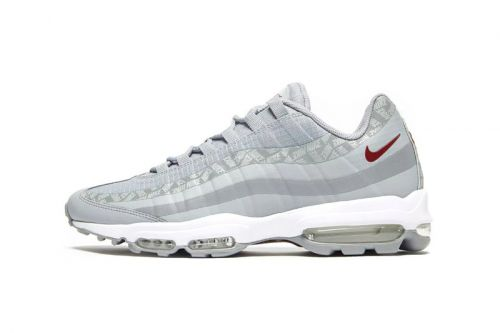 "Nike's Air Max 95 Ultra SE Receives a ""Silver Bullet"" Makeover"
