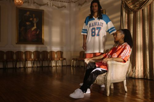 Just Don Fuses Sports and Luxury in Moda Operandi Man RTW Debut Collection