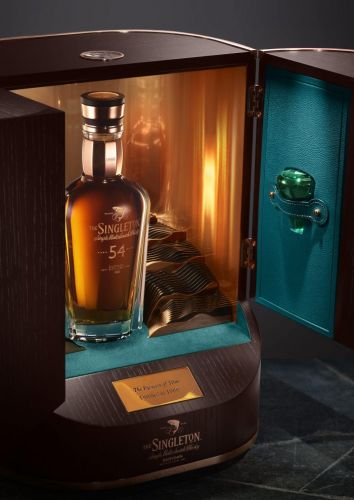 The Singleton 54 Becomes Diageo's Oldest Single Malt
