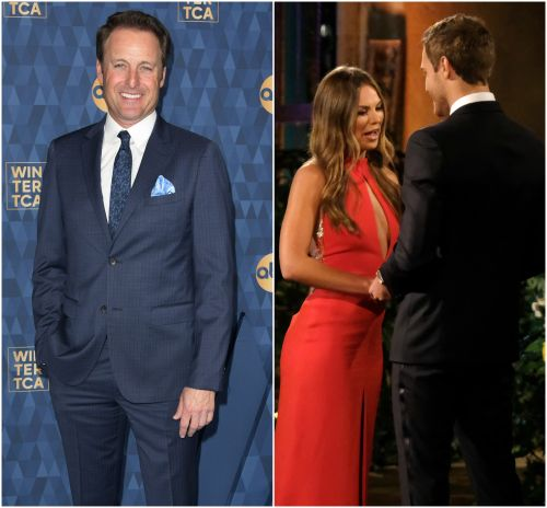 Chris Harrison Felt 'Something' Between Hannah Brown and Peter Weber During 'Cathartic' Conversation