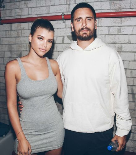Back Together? Scott Disick and Sofia Richie Reconnect at 4th of July Party