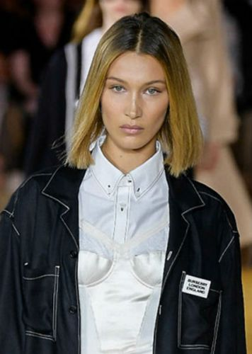 The Bob Has Officially Reached Cult Status: Bella Hadid Is The Latest Celeb To Make The Cut