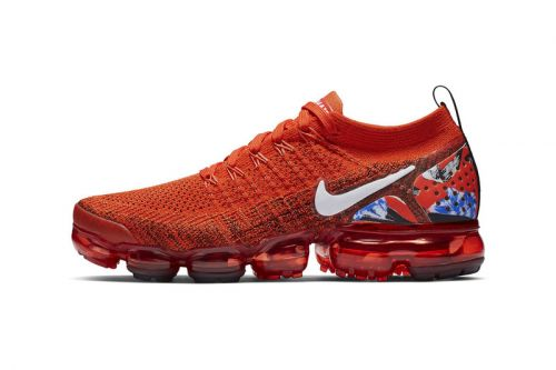 """A First Look at the Nike Air VaporMax Flyknit 2.0 """"Chinese New Year"""""""