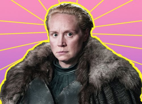Gwendoline Christie's Emmy Nom Is a Reminder That You a Bad Bitch