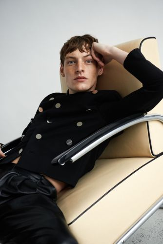 Roberto Sipos Sports Modern Fashions for Caleo Paper