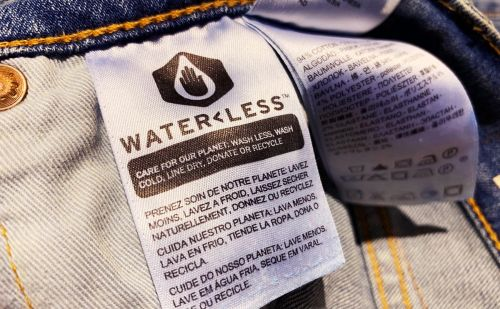 An closer look into Levi's new global water strategy plan