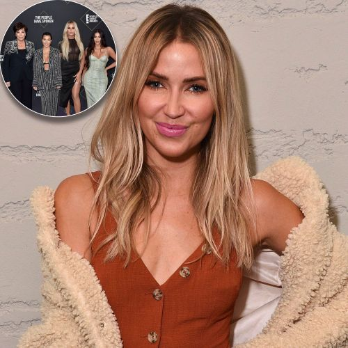 Kaitlyn Bristowe Had Zero Chill Meeting the Kardashians for the First Time: 'I Started Bowing'