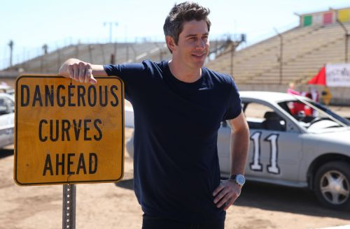 'The Bachelor' Is Totally Hyping up Arie Luyendyk Jr.'s Professional Racing Career