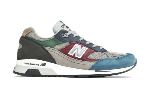 New Balance Reintroduces Its Amalgamated Made in U.K. 991.5 Silhouette