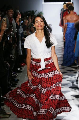 Studio 189 by Rosario Dawson and Abrima Erwiah Spring 2019: New York Fashion Week