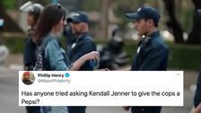 Kendall Jenner's Out-Of-Touch Pepsi Ad Resurfaces Amid Protests, Gets Recreated