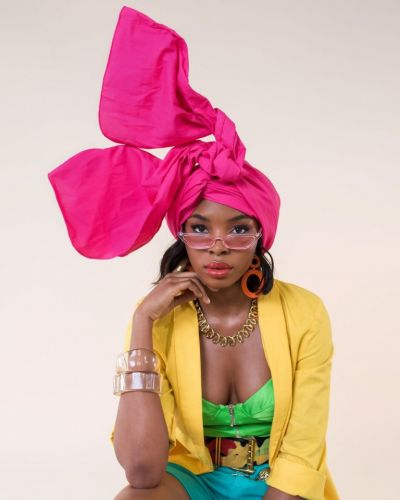 11 Stylish Summer Head Wraps For Women With Natural Hair