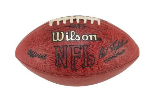 Tom Brady's First Career Touchdown Football Has Just Sold