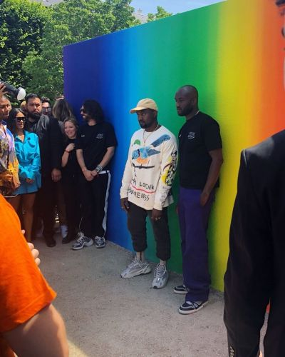 Everything you need to know about Virgil Abloh's debut Vuitton show