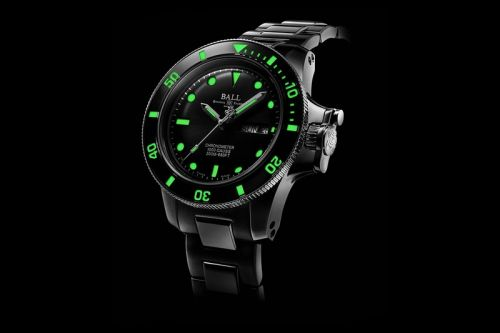 Ball Watch Introduces Its Engineer Hydrocarbon Original
