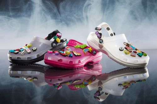 Crocs and Socks Is the Agenda for These Translucent Classic Clogs
