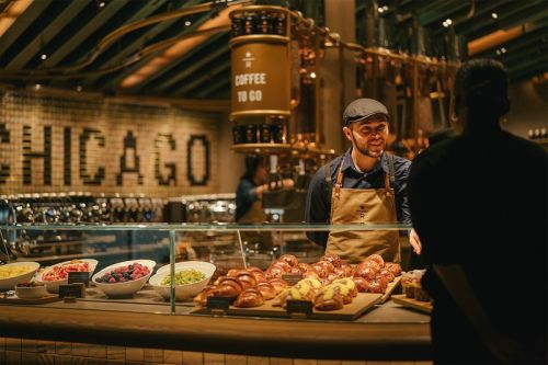 The World's Largest Starbucks is Opening in Chicago